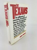 1976 ~ The Texans ~ James A. Conaway ~ 1st Edition Hardcover with Dust Jacket