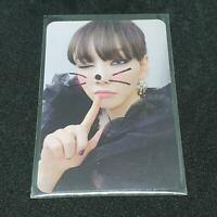 TAEYEON Official PHOTOCARD #4 MY VOICE DELUXE 1st Album SNSD