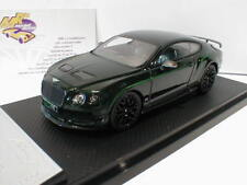 Almost Real 430405 - Bentley Continental GT3-R Bj.2015 cumbrian grün-China 1:43