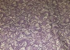 1 Yard JOAN MESSMORE Gorgeous Stained Glass Butterfly Cranston Fabric