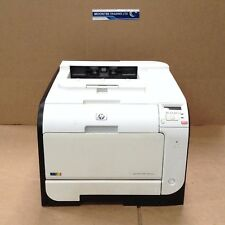 HP LaserJet Pro 400 M451nw Color Printer NO Toners Included | PAGE COUNT: 34762