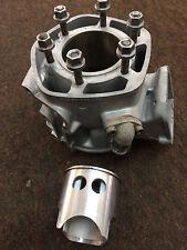 Ktm 250 Enduro  ,1988 Cylinder Jug & Piston , P/N 545.30.005.000  Re-Conditioned