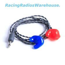 Semi Custom Racing Radios Drivers Ear Buds