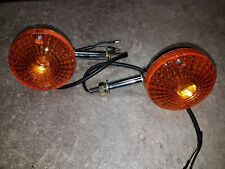 Pair of New Indicators For Suzuki GN 250