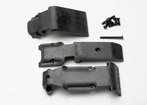 TRAXXAS 5337 Skidplates Ant+Post REVO/SKID PLATE SET FRONT/REAR