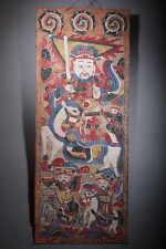 art Asie Parchemin de chaman Dao 95