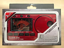 SGBM-200 Metronomo accordatore per chitarra e basso - DIMAVERY