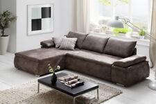 Sofa Couch Couchgarnitur Eckgarnitur ANNA mit Schlaffunktion und Bettkasten.
