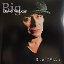 Big Dave McLean - Blues from the Middle (CD 2003 Stony Plain) VG++ 9/10