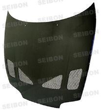 Supra (JZA80L) 1993-1998 Toyota TR Seibon Carbon Fiber Hood HD9398TYSUP-TR