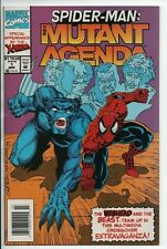 Marvel Comics Spider-Man The Mutant Agenda #1 Spider-Man and the Beast VF/NM
