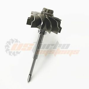 H1C WH1C HX35 HX35W 3519336 Turbine Wheel Shaft Ind 70.00mm Exd 60.00mm 12Blades