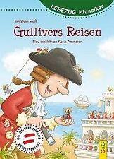 LESEZUG/Klassiker: Gullivers Reisen - Karin Ammerer - 9783707419719