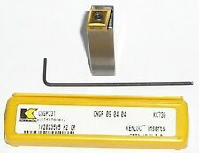 """1/2"""" D.T. Tool Holders 1/2"""" Inserted Tool Bit with 5 CNGP-331 KC 730 Inserts"""