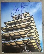 Linda Vaughn Miss Hurst Signed Indy 500 Indianapolis 8x10 Photo Nhra Nascar