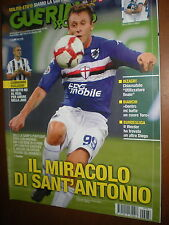 Guerin Sportivo.ANTONIO CASSANO,FABIO CANNAVARO,GIANCARLO MAROCCHI,iii