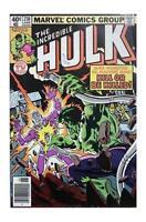 The Incredible Hulk #236 (Jun 1979, Marvel) GREAT COLOR- F N014