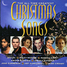 NEW - All Time Greatest Christmas Songs