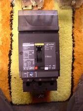 SQUARE D JJA36175 CIRCUIT BREAKER 175 AMP 600V 3-POLE NEW