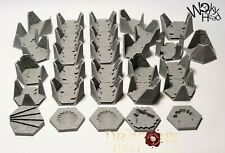 Blackstone fortress board game compatible corridors dragons rest print to order