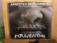 ARRESTED DEVELOPMENT - MR WENDAL - UK CD SINGLE