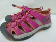 Keen Newport H2 Shoe Very pink Berry Fusion Coral 1014267 girsl youth kids sz 4