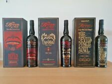 THE ARRAN - THE DEVILS PUNCH BOWL - Chapter 1, 2, 3 (trilogie complète) - 70 cl