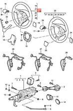 Genuine PORSCHE 911 Turbo Multifunction Steering Wheel Black 99734798101A34