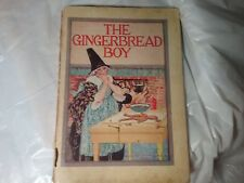 The Gingerbread Boy Old Childrens Book (Hansel and Gretel) is in book too