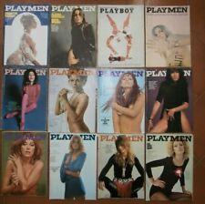 12 riviste 1967-1969 Brigitte Bardot Claudia Cardinale Tutte con il Poster