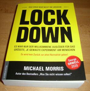 Michael Morris: Lockdown, Amadeus-Verlag 2020, 4. Auflage