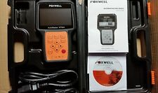 Foxwell Nt644 Automaster Pro All Systems Scanner ABS SRS TRANS EPB OIL OBD2
