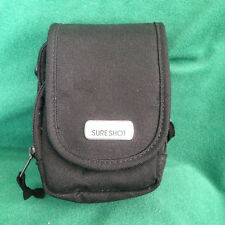 Canon Sure Shot Camera Case~black~excellent condition~no straps