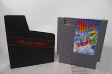 COBRA TRIANGLE Cartouche jeu Nintendo NES-CU-FRA