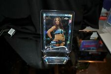 2014 Topps Chrome WWE Refractor Alicia Fox #56