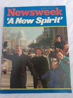 Newsweek Magazine: January 31 1977 - A New Spirit (Jimmy Carter)