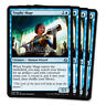 4x Trophy Mage - Aether Revolt - Playset - NM - English - MTG