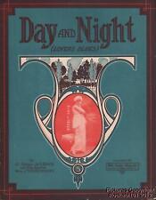 1916 Johnson, Roberts & Smythe Louisville Blues Sheet Music (Day & Night)