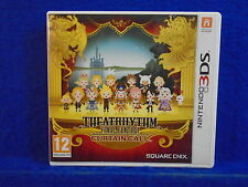 3DS THEATRHYTHM FINAL FANTASY Curtain Call Game 3DS XL Nintendo PAL UK