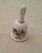 Wedgwood Hathaway Rose Bell