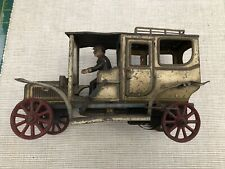 New listingTin Vintage Classic Clockwork Car Toy Children Hobbyists Gifts Decor