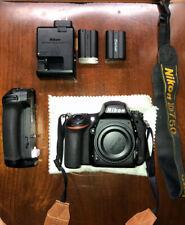 Nikon D750 24.3 MP Digital SLR Camera - Black With Lens, Bag Shutter Count 1767