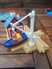 Thomas Trackmaster Captain at the docks set. Rare