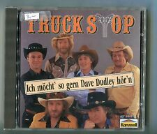 Truck Stop CD Karussell 80s West Germany 837 916-2 ICH MÖCHT SO GERN DAVE DUDLEY