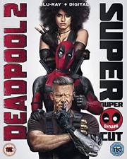 Deadpool 2 Blu-ray Plus Digital Download 2018