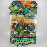 NEW Playmates TMNT Teenage Mutant Ninja TODDLER Baby Turtle Action Figures