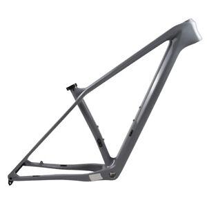 2021 Hot Sale Hardtail Mountain Bike Frame T1000 Carbon 29er MTB Bicycle Frames