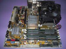 HP IPIBL-LB CORE 2 QUAD Q6600 4GB DDR2 VGA ONBOARD+PCI-E TESTATA SOCKET 775