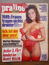 Praline Magazin 1989/02, Florence Griffith, Nena, vom  05.01.1989