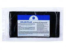 1x 150 x 75mm MW Solar-Plax UV aushärtende Reparaturfolie GFK selbstaushärt